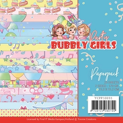 Find It Trading - Yvonne Creations - Bubbly Girls 6