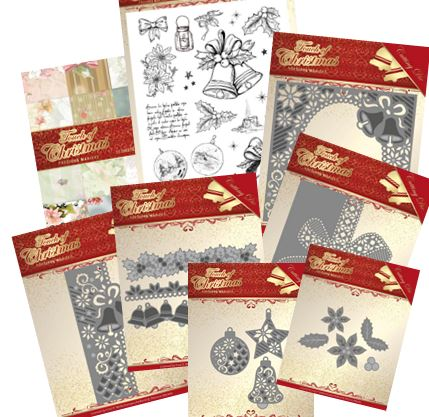 Find-It Trading - Precious Marieke Touch of Christmas collection