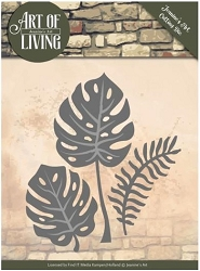 Find It Trading - Jeanine's Art Die - Art of Living Leaves