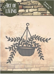 Find It Trading - Jeanine's Art Die - Art of Living Hanging Plant