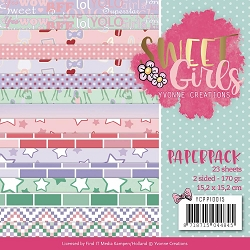 Find It Trading - Yvonne Creations - Sweet Girls 6