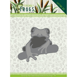 Find It Trading - Amy Design Die - Friendly Frogs Tree Frog