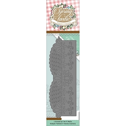 Find It Trading - Yvonne Creations Die - Spring-Tastic Lacey Border