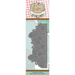 Find It Trading - Yvonne Creations Die - Spring-Tastic Butterfly Border