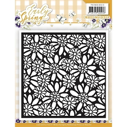 Find It Trading - Precious Marieke Embossing Folders - Early Spring