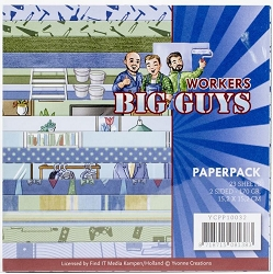 Find It Trading - Yvonne Creations - Big Guys Workers 6