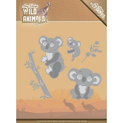Find It Trading - Amy Design Die - Wild Animals Outback Koala