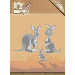 Find It Trading - Amy Design Die - Wild Animals Outback Kangaroo