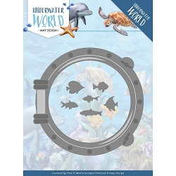 Find It Trading - Amy Design Die - Underwater World Porthole