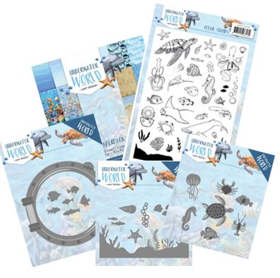 Find-It Trading - Amy Design Underwater World Collection