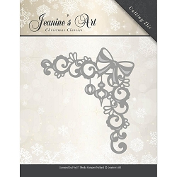 Find It Trading - Jeanine's Art Die - Christmas Classic Ornament Corner