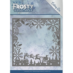 Find It Trading - Jeanine's Art Die - Frosty Ornaments Frosty Frame