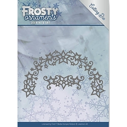 Find It Trading - Jeanine's Art Die - Frosty Ornaments Frosty Wreath