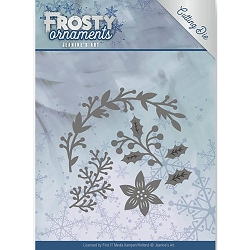Find It Trading - Jeanine's Art Die - Frosty Ornaments Christmas Branches