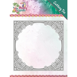 Find It Trading - Yvonne Creations Die - Happy Tropics Tropical Frame