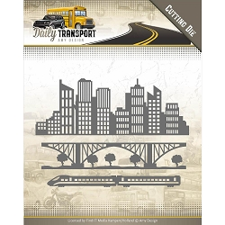 Find It Trading - Amy Design Die - Daily Transport In The City