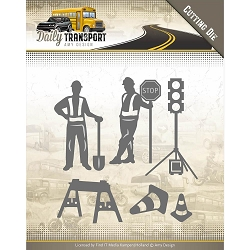 Find It Trading - Amy Design Die - Daily Transport Road Construction