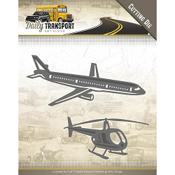 Find It Trading - Amy Design Die - Daily Transport Through The Air