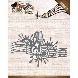 Find It Trading - Amy Design Die - Sounds of Music Music Border