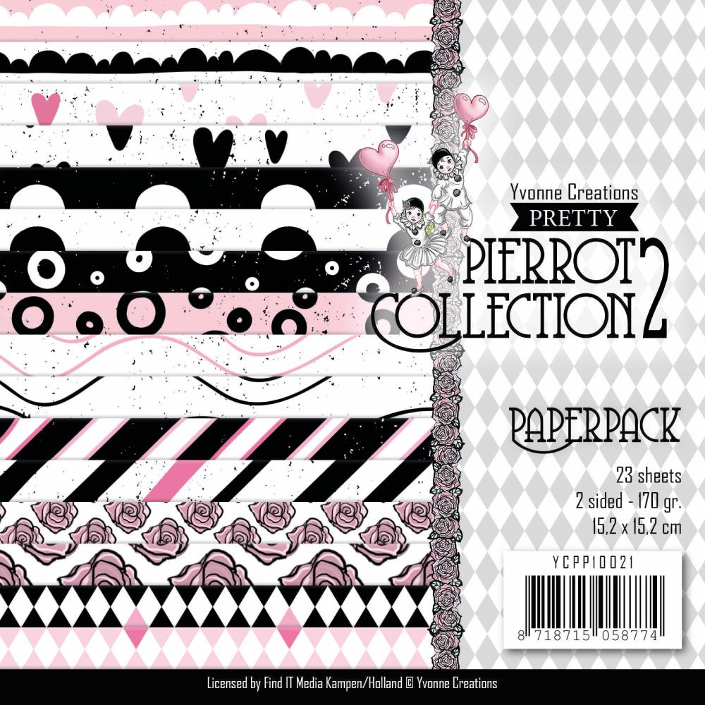 Find-It Trading - Pierrot Collection