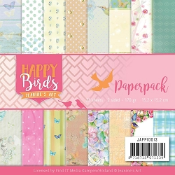 Find It Trading - Jeanine's Art - Happy Birds 6
