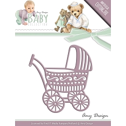 Find It Trading - Amy Design Die - Baby Carriage