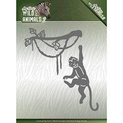 Find It Trading - Amy Design Die - Wild Animals 2 Spider Monkey