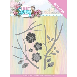 Find It Trading - Amy Design Die - Enjoy Spring Blossom Branch