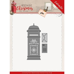 Find It Trading - Amy Design Die - Nostalgic Christmas Mailbox