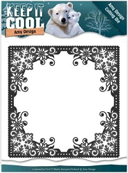 Find It Trading - Amy Design Die - Keep It Cool Square Frame
