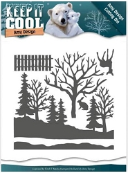 Find It Trading - Amy Design Die - Keep It Cool Forest