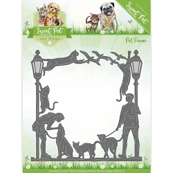 Find It Trading - Amy Design Die - Sweet Pet Frame