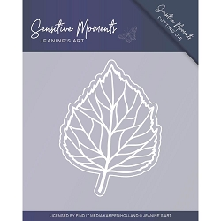 Find It Trading - Jeanine's Art Die - Sensitive Moments Leaf
