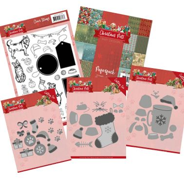 Find-It Trading - Amy Design Christmas Pets