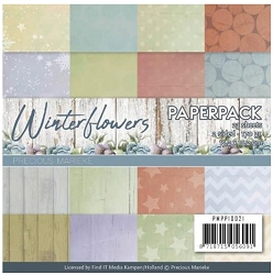 Find It Trading - Precious Marieke - Winter Flowers 6