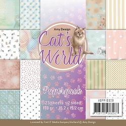 Find It Trading - Amy Design - Cat's World 6