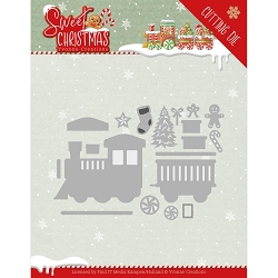 Find It Trading - Yvonne Creations Die - Sweet Christmas Train