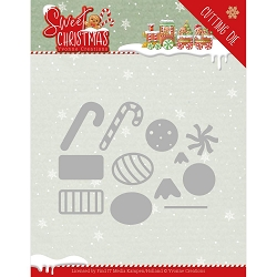 Find It Trading - Yvonne Creations Die - Sweet Christmas Candy
