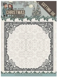 Find It Trading - Amy Design Die - Christmas Wishes Baubles Frame