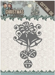 Find It Trading - Amy Design Die - Christmas Wishes Christmas Bells