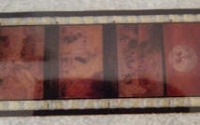 Vintage French Filmstrips