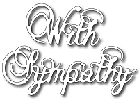 Frantic Stamper Precision Die - Large With Sympathy
