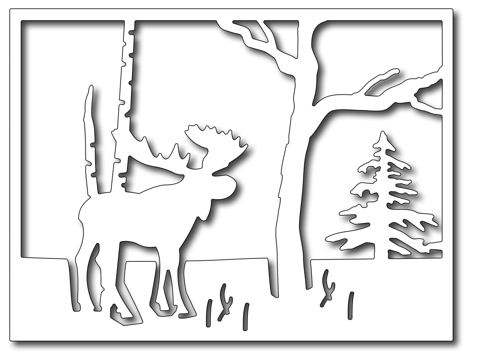 открытки туннели шаблоны зима считать, что