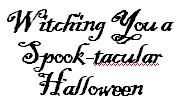 Frantic Stamper Cling-Mounted Rubber Stamp - Witching You
