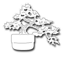 Frantic Stamper Precision Die - Bonsai