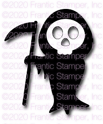 Frantic Stamper Precision Die - Little Reaper