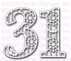 Frantic Stamper Precision Die - Thirty-One