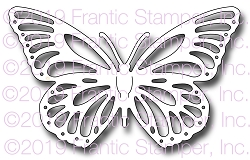 Frantic Stamper Precision Die - Magnificent Monarch
