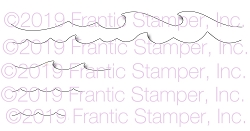 Frantic Stamper Precision Die - Making Waves