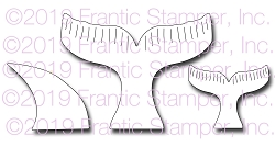 Frantic Stamper Precision Die - Tails and Fin